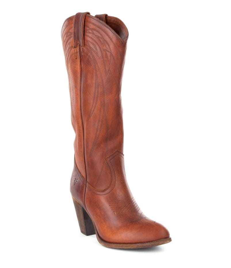 frye ilana western boots dillards