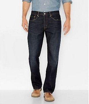Levi´s® 559™ Big & Tall Relaxed Straight Jeans