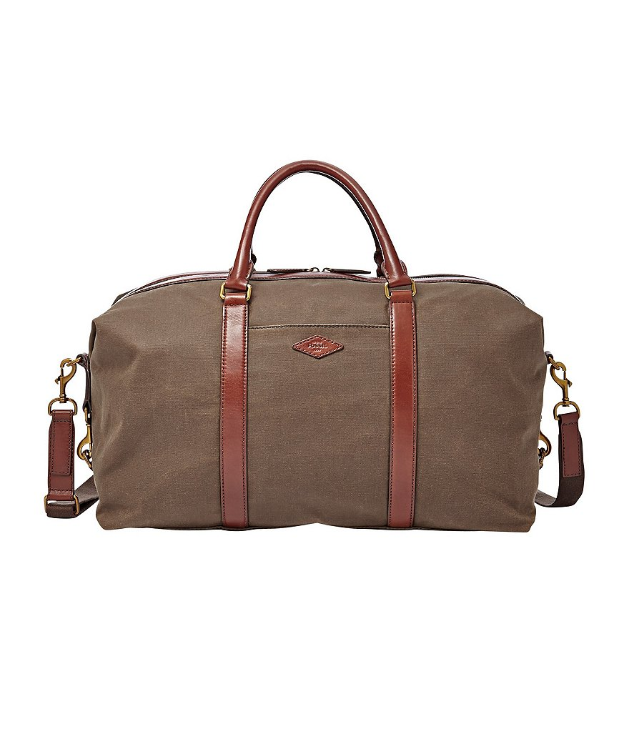 Fossil Campbell Weekender Bag