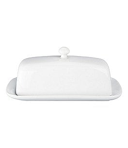BIA Cordon Bleu Porcelain Covered Butter Dish Image