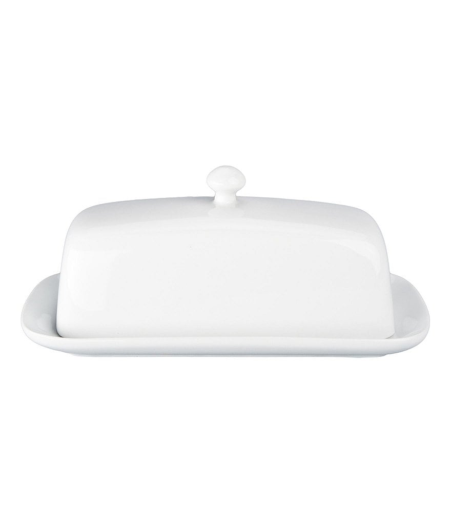 BIA Cordon Bleu Porcelain Covered Butter Dish
