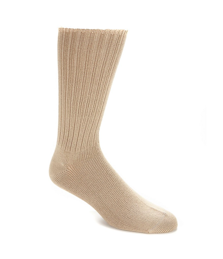 Gold Label Roundtree & Yorke Big & Tall Casual Solid Socks 3-Pack
