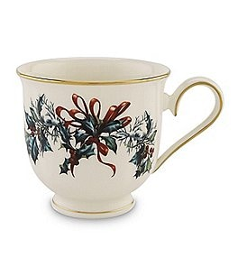Lenox Winter Greetings Tea Cup Image
