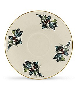 Lenox Winter Greetings Saucer Image