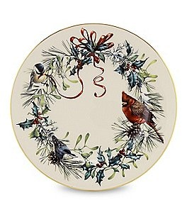 Lenox Winter Greetings Salad Plate, Set of 6 Image