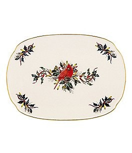 Lenox Winter Greetings Oblong Platter Image