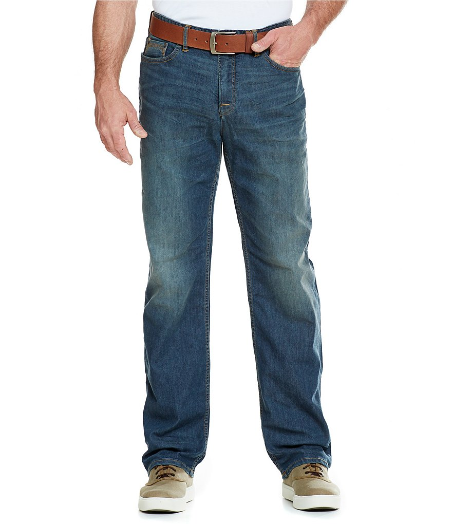 Timberland Baxter Lake Cordura Denim Straight-Fit Jeans