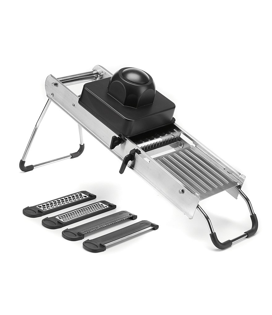 Tru Chef Mandoline Slicer with Interchangeable Blades