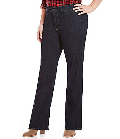 NYDJ Plus Isabella Trouser Jeans