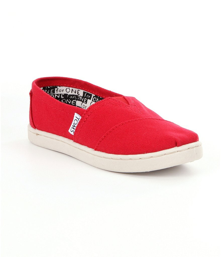 TOMS Kids' Classic Shoes