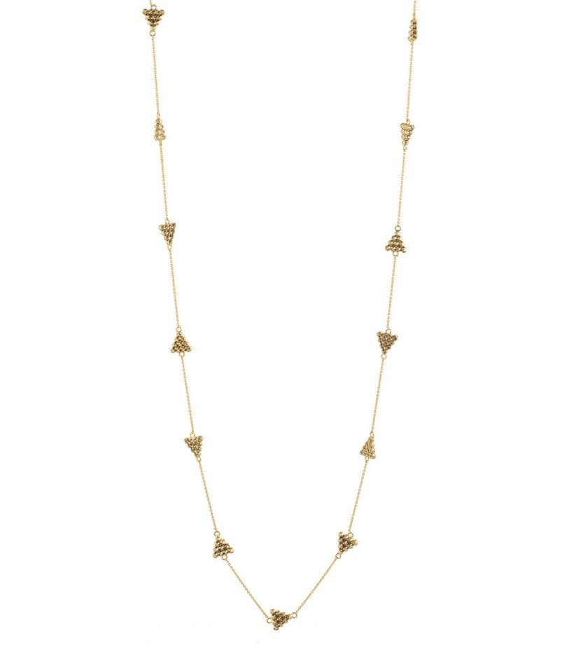House of Harlow Cerro Torre Station Necklace