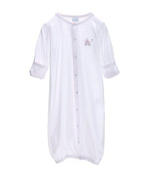 Edgehill Collection Baby Girls Newborn-6 Months Gown