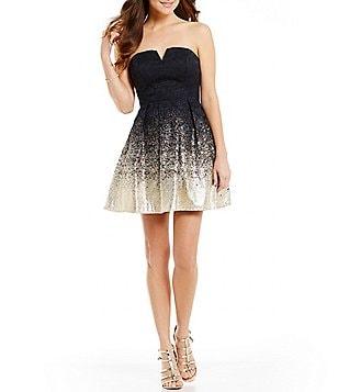 Juniors Dresses Prom Amp Formal Dresses Short Formal