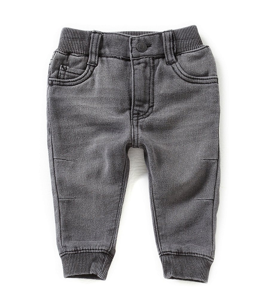 Levi´s® Baby Boys 6-24 Months Knit Denim Jogger Pants