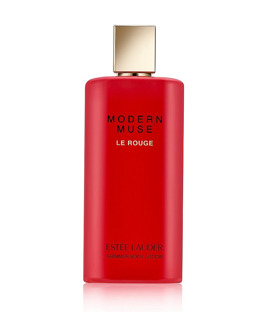 Estee Lauder Modern Muse Le Rouge Shimmer Body Lotion