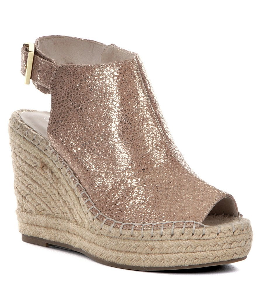 Kenneth Cole New York Olivia Espadrille Wedges