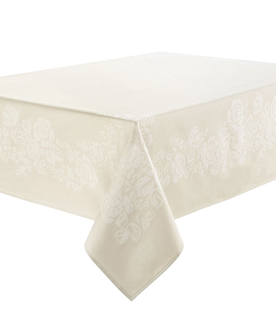 Waterford Primrose Floral Cotton Table Linens