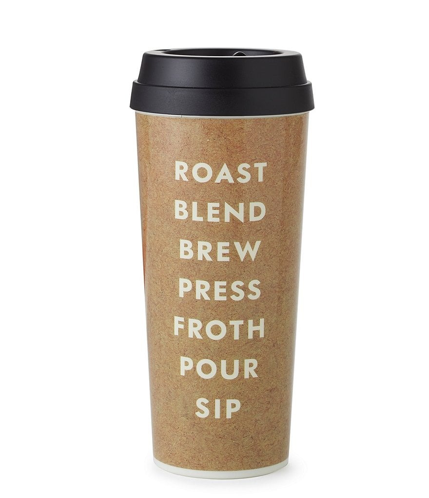 kate spade new york Roast Brew Sip Thermal Mug