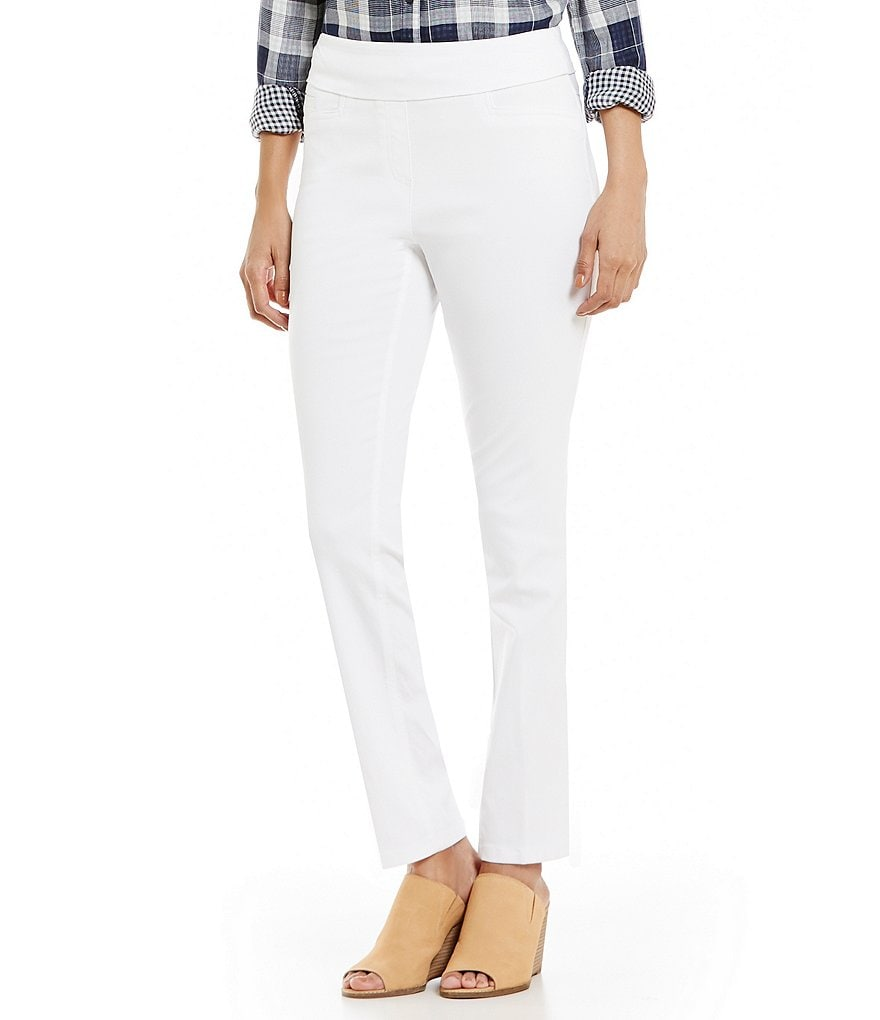 Westbound the PARK AVE fit Slim Leg Pants