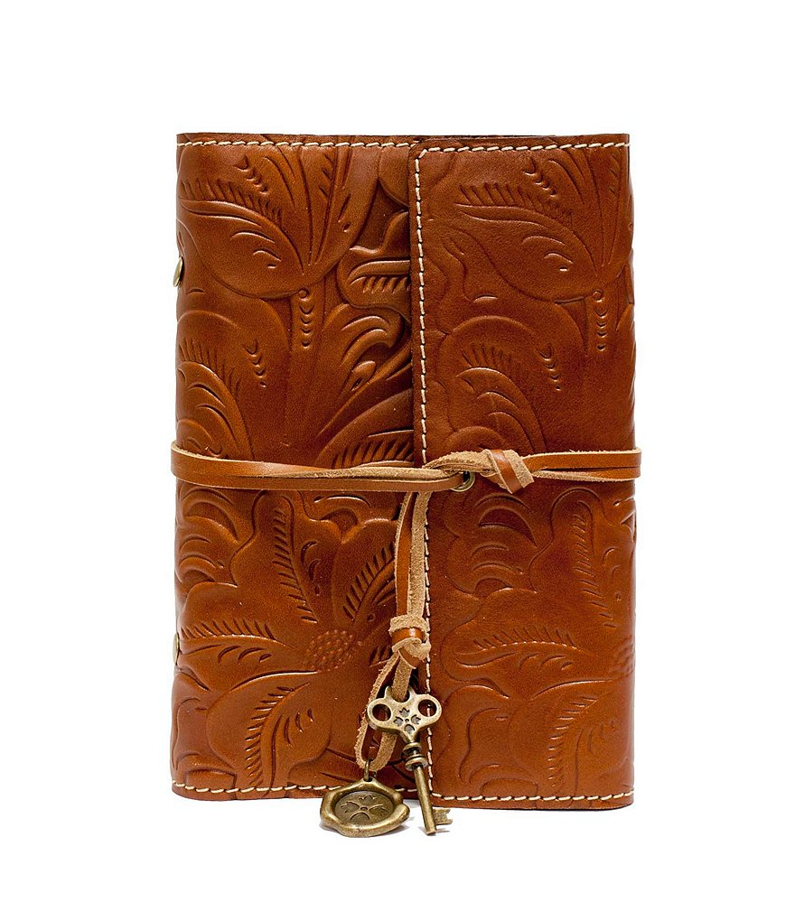 Patricia Nash Carmona Tooled Journal