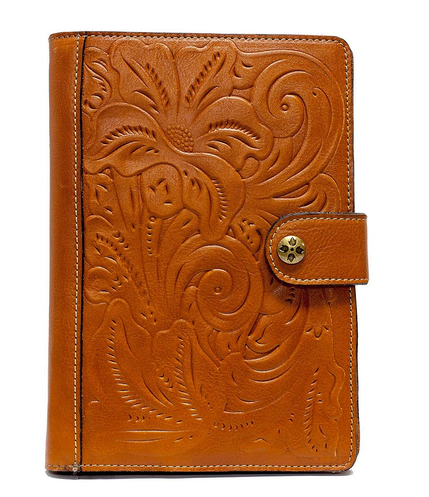 Patricia Nash Chieti Tooled Journal