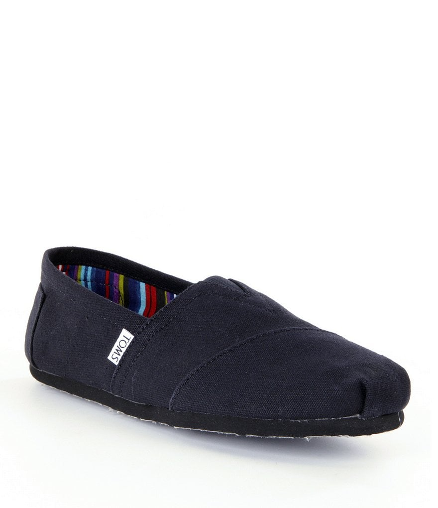 TOMS Men's Classic Alpargata Shoes