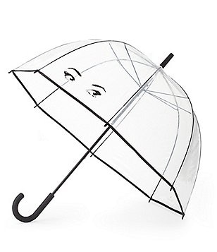 kate spade new york Winking Eyes Bubble Umbrella