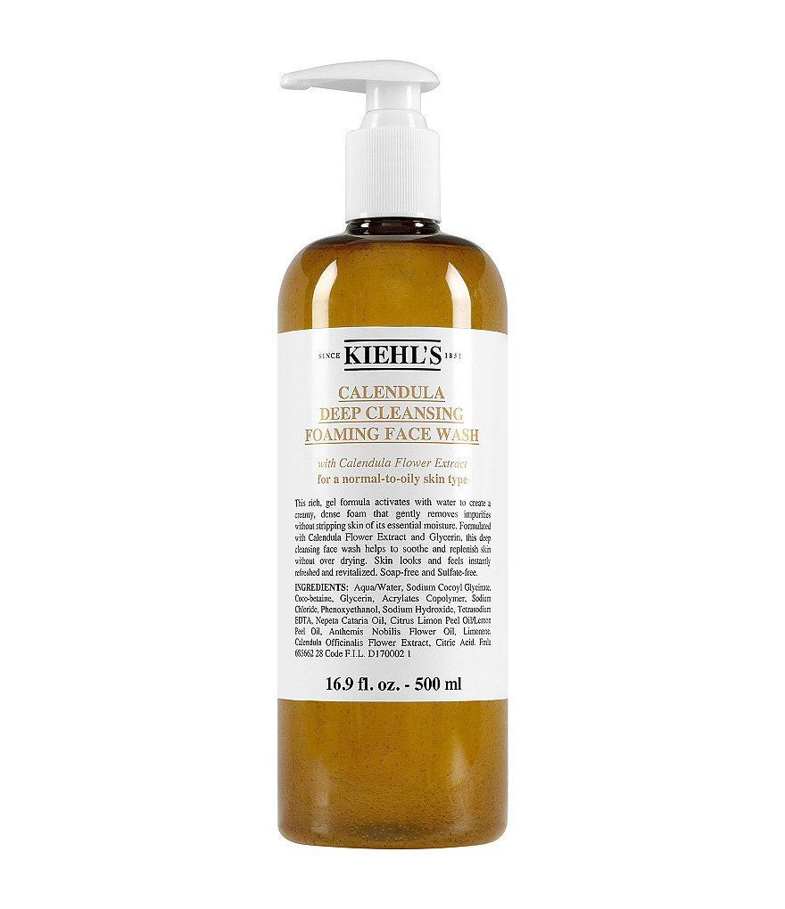 Kiehl´s Since 1851 Calendula Deep Cleansing Foaming Face Wash
