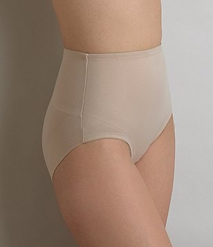 TC Fine Shapewear Shape Away Back Magic Hi-Waist Brief Panty