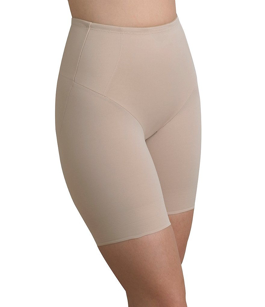 TC Fine Shapewear Shape Away Back Magic Waistline Thigh Slimmer