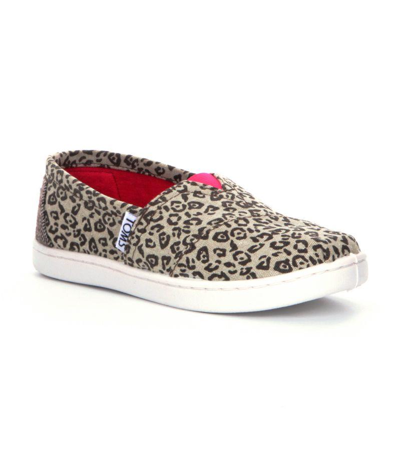 TOMS Girls´ Alpargata Shoes