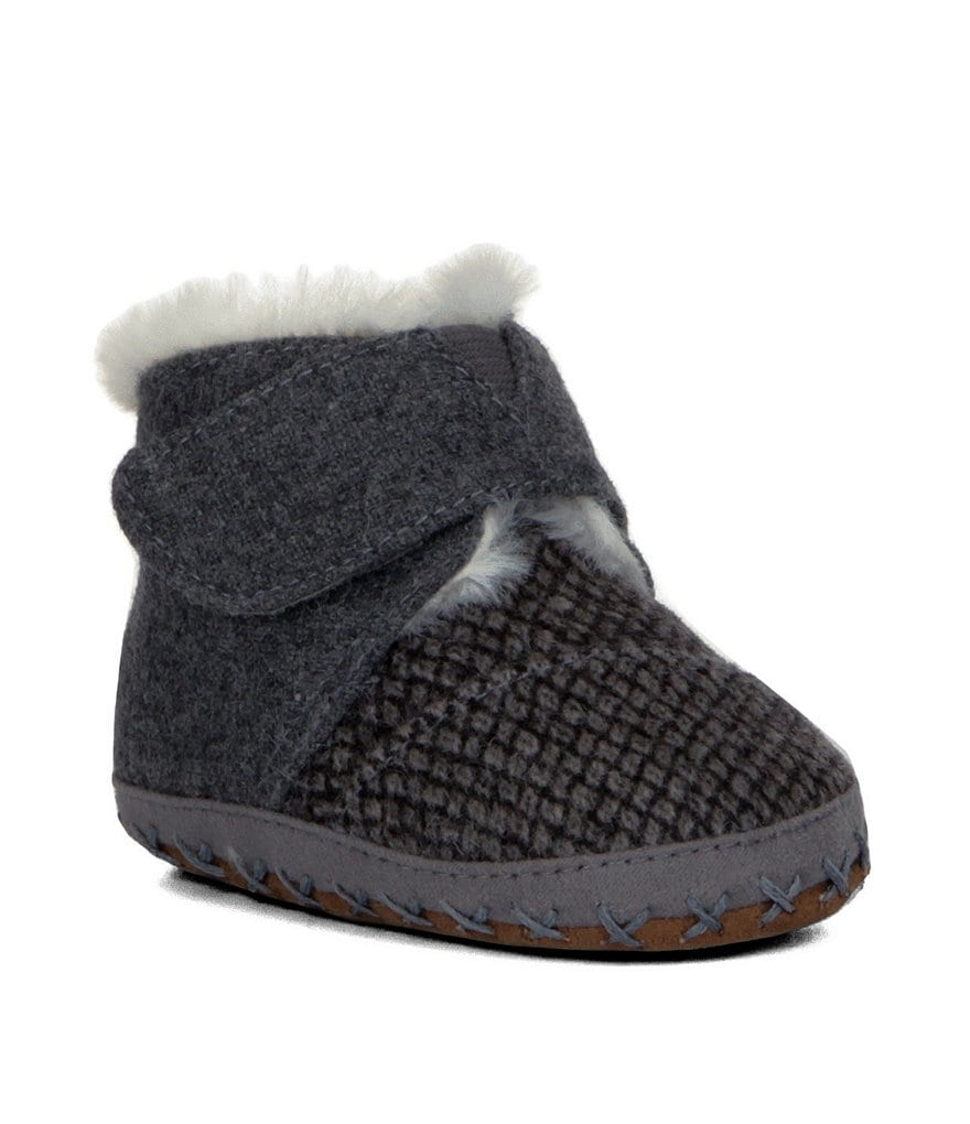 TOMS Cuna Boys´ Crib Shoes