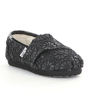 TOMS Tiny Alpargata Girls´ Casual Slip-Ons