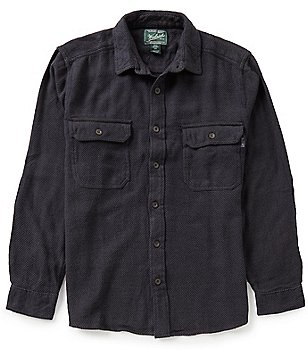 Woolrich Long-Sleeve Oxbow Bend Flannel Woven Shirt