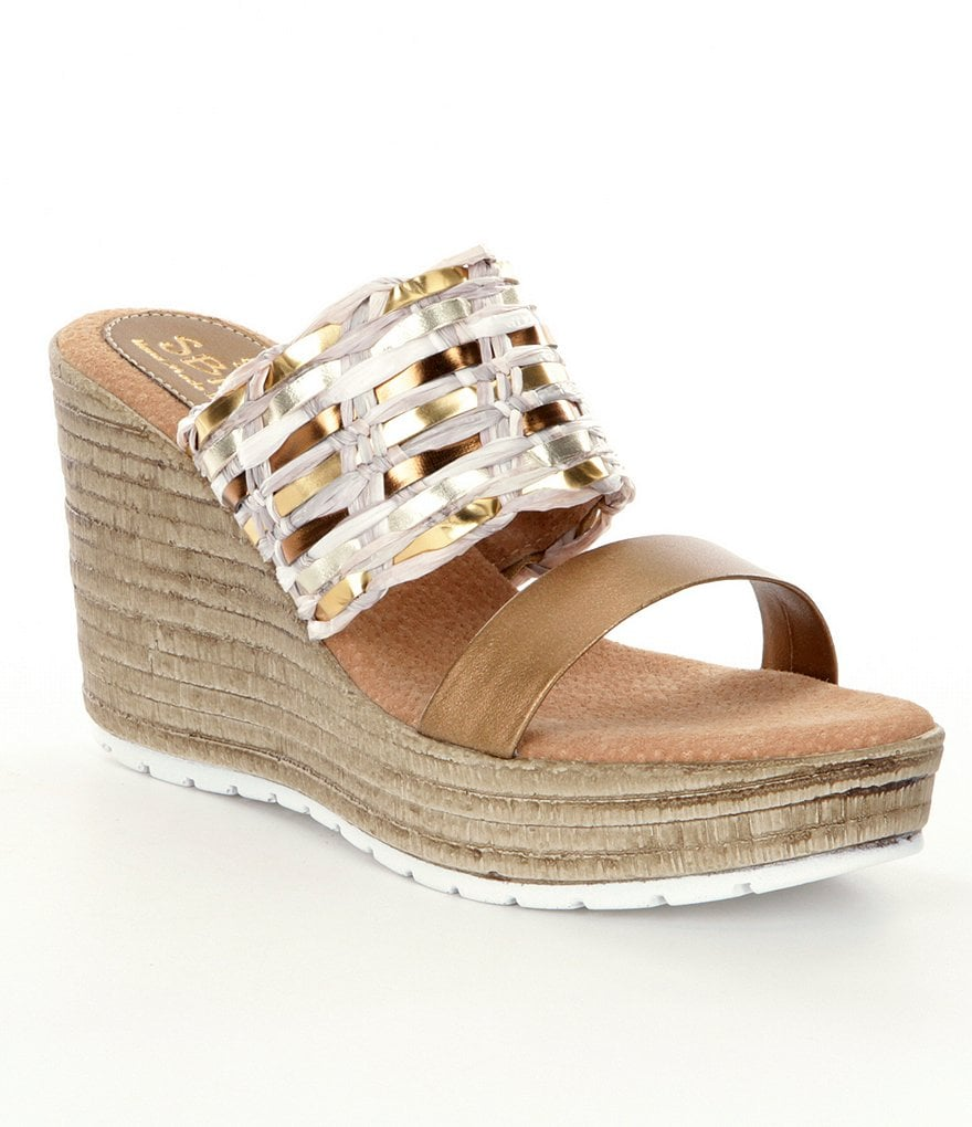 Sbicca Arroyo Wedge Sandals