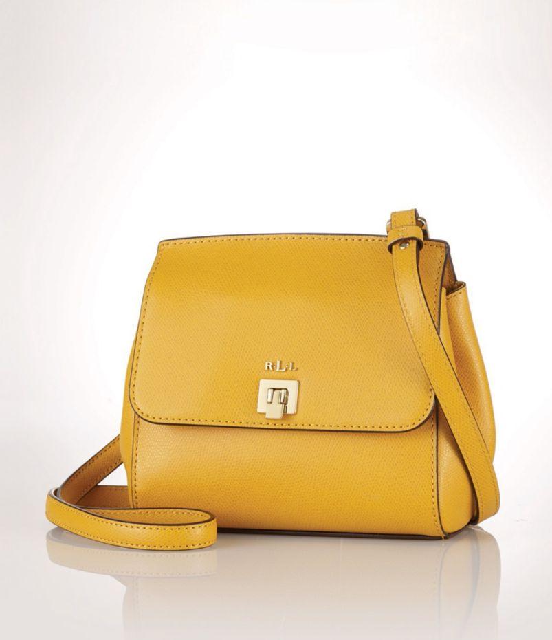 Lauren Ralph Lauren Whitby Small Cross-Body Bag