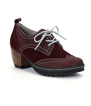 Jambu San Fran Wingtip Oxfords