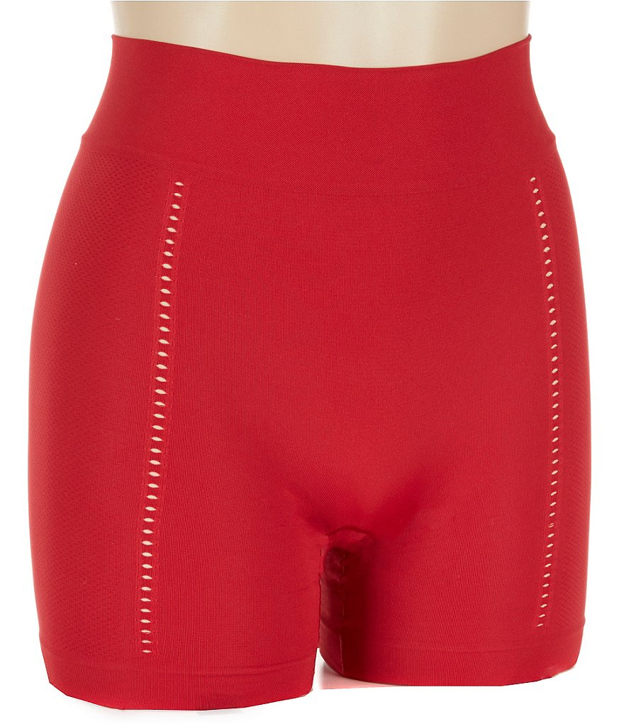 Spanx Lounge-Hooray Mid-Thigh Shorts