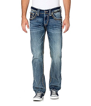 Rock Revival Raynon Straight Leg Jeans