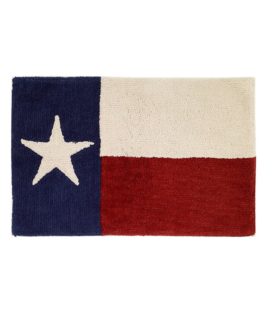 Avanti Linens Texas Star Bath Rug