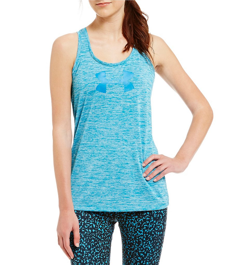 Under Armour UA Graphic Twist Tech Tank