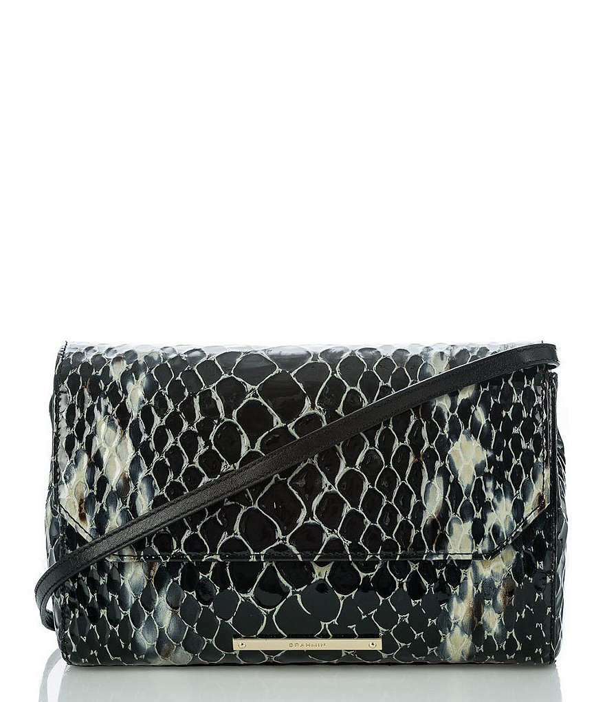 Brahmin Carlisle Collection Carina Shoulder Bag