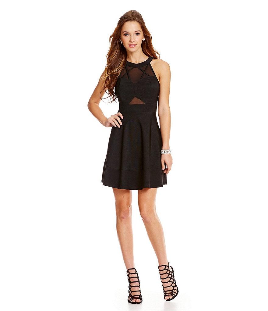 Little Black Dresses Juniors