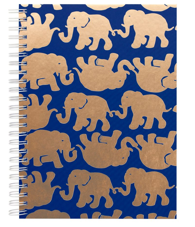 Lilly Pulitzer Tusk In Sun Mini Notebook