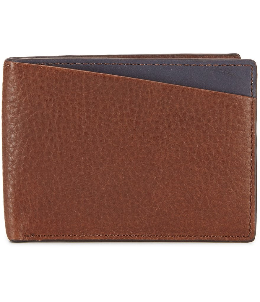 Fossil Elliot Front Pocket Bifold Wallet