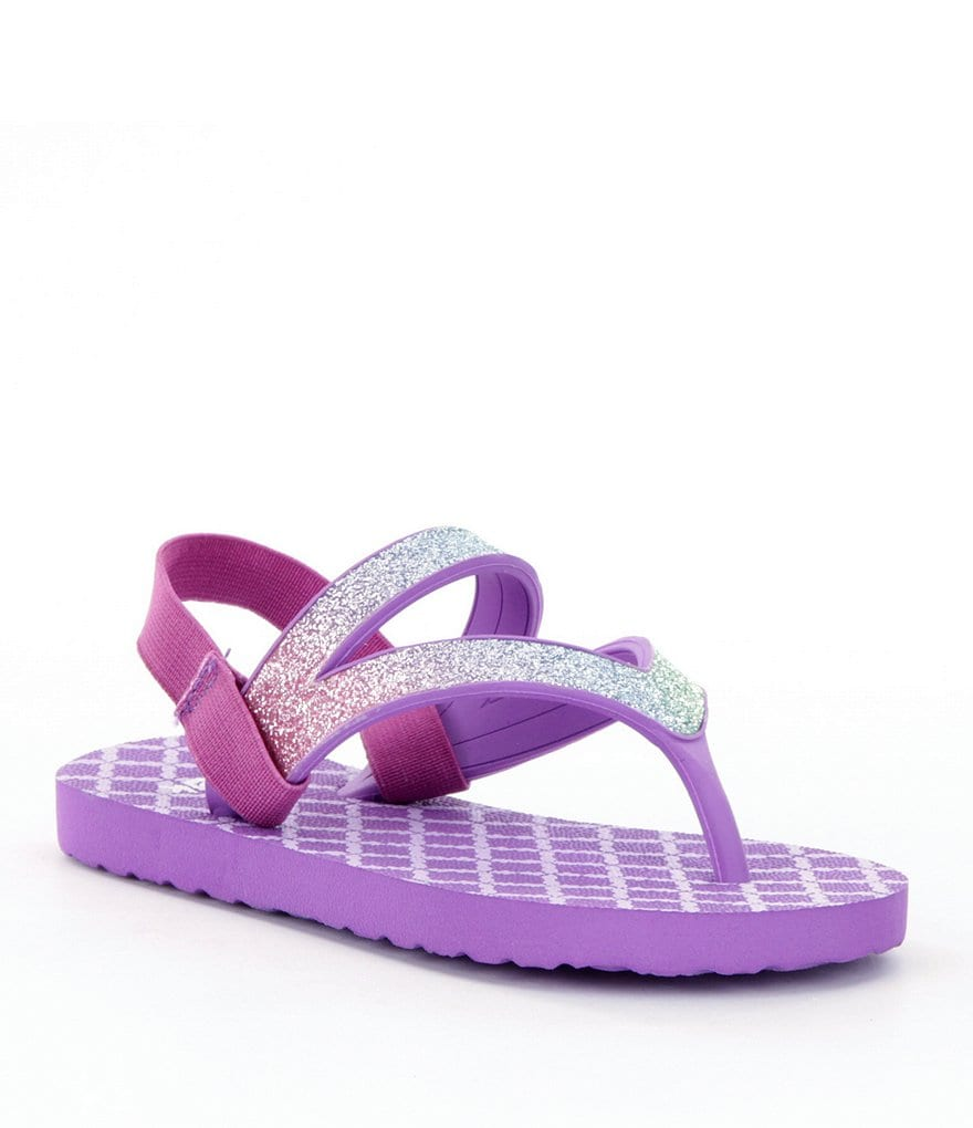 Sanuk Girls´ Lil Selene Crystal Sandals