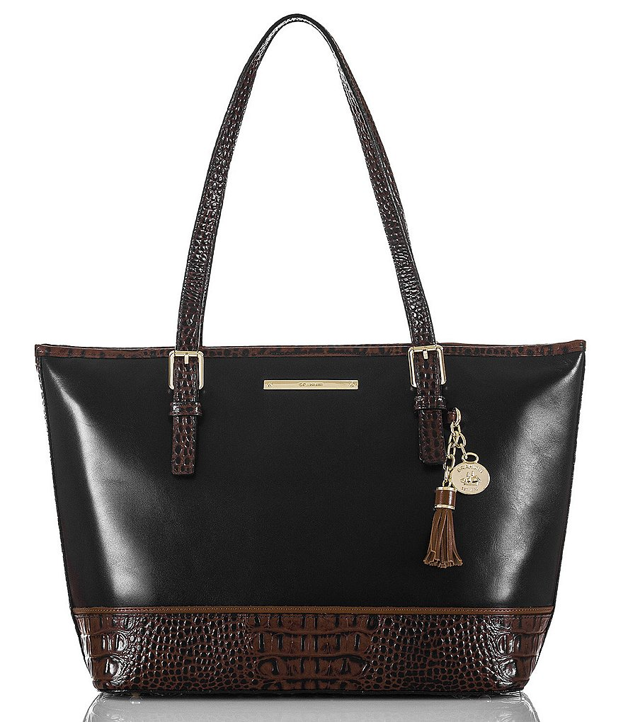Brahmin Tuscan Tri-Texture Collection Medium Asher Tote