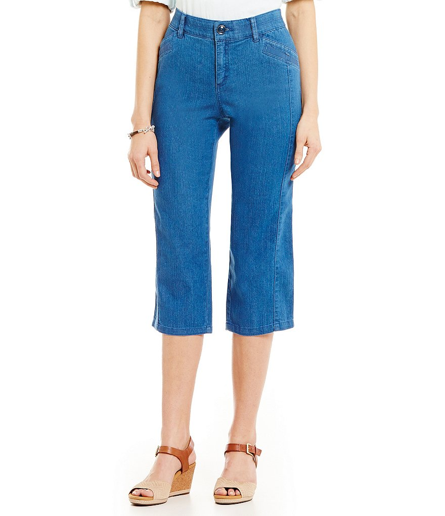 Intro Tara Denim Capri