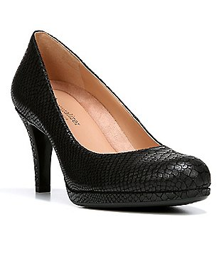 Naturalizer Michelle Snake Pumps