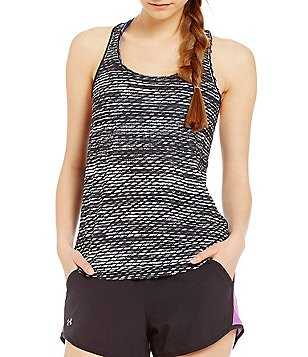 Under Armour UA Fly By Printed Run Tank